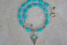 Sterling Silver Semi-Precious Necklaces