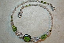 Sterling Silver Swarovski Necklaces