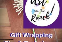 Gift Wrapping Tips & Techniques