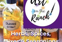 Luv 2 Cook - Herbs, Spices, Mixes & Seasonings / Recipes, How to's
