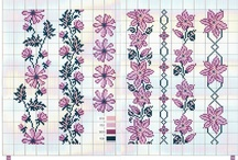 Cross stitch & Embroidery / patterns and ideas