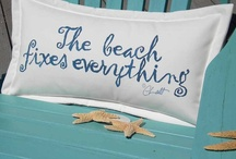 On the Dock -  the Beach / Beach therapy for days when you can't go there but wish you could.