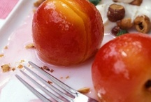 MyIngredients: Stonefruits / There's nothing quite as wonderful as Summer Stonefruits.  Collect a range of recipe ides using stonefruit including peaches, nectarines, apricots and mangoes.   Use summer fruits on the BBQ, in salads, in drinks and desserts.