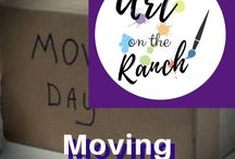 Prescott Ranch - Moving Tips / Tips to help when we move OUT of CA