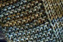 Yarny projects knit / by Jrljn Hanson