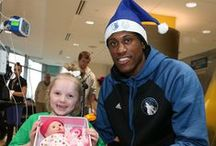 Wolves in the Community / by Minnesota Timberwolves