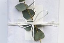 Give and Take / Gift giving, beautiful wrapping with personalised and creative flair ... / by Wendy Marguerite