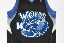 Timberwolves Fantasy Jersey Design Contest / If you could design your own #Twolves jersey, what would it look like? Here are some of our favorites from the Timberwolves Fantasy Jersey Design Contest!  / by Minnesota Timberwolves