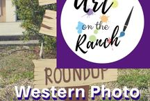 My Photography - Western Photo Booth Ideas / For Horse Shows, Parties, Weddings