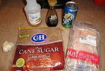 Crock Pot / recipes