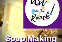 Art Craft Projects - Soap Making / Soap Making Techniques and Recipes