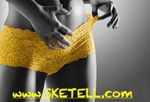 Sexy Boy Shorts Challenge / Send us a picture of your most sexy boyshorts, get the most likes on our Facebook page and win. See rules at www.SKETELL.com