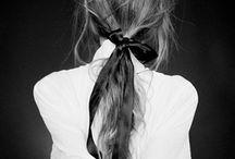 Hairstyles / by Karin Rambo
