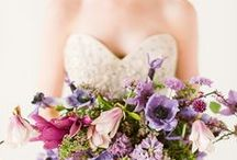 Beautiful Bouquets / Bride Bouquets and Bridesmaid Bouquets: These wedding bouquets that will truly inspire for any season or style of wedding. Find your dream bouquet here!
