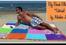 Beach Blanket Ideas