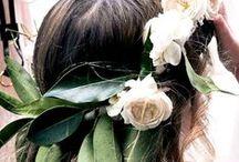 Floral / Pretty, light flowers.