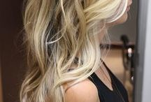 Hair   Want / Pretty styles, buns, fishtail  and braids to try   OMBRE  