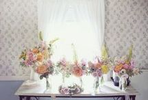 spring/summer wedding / some day / by Tia Marie Husk