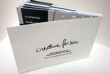 Portfolio   Branding / Portfolio and business card graphic design.