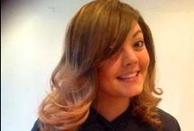 Ombre Hair  / by WWW.COMB HAIR AND BEAUTY