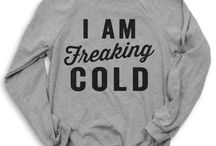 Cooler weather gear / by Lindsay Coker