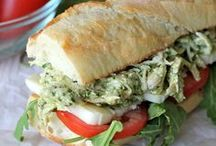 Sandwiches & Burgers / by Dawn