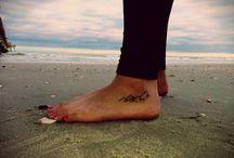 Tattoos and such. / by Jillian Pumphrey