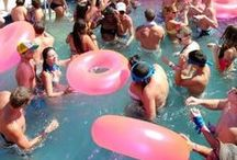 Pool Party   Food and Fun