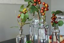 casual flower arrangements