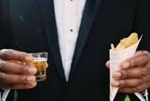 Wedding Food / Wedding appetizers, hors d'oeuvres and delicious entrees for those planning their wedding celebration!