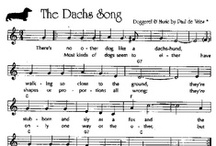 Doxie songs