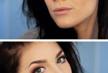 Makeup / by Jillian Pumphrey