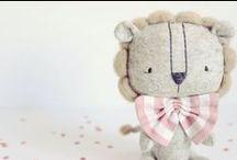 SOFTIES / Cute soft toys