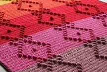 CROCHET & KNIT / Crochet and Knitting