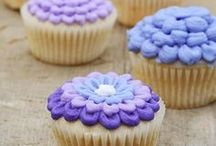 Cakes and Cupcakes / Umm… Because who doesn't love cakes and cupcakes right? Yum.