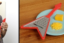 Kitchen Gadgets / An assortment of cool, functional gadgets for the kitchen. / by Christopher Anderson