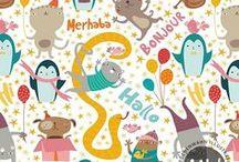 Cool for KIDS / Schönes für Kids. Geschenkideen, Ausmalbilder, Kinderzimmer Poster oder DIY Verkleidungsideen