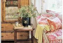 French Country Decorating / For more decorating ideas stop by: http://www.decorating-ideas-made-easy.com / by Jennifer Decorates