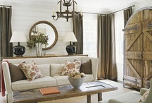 Living Rooms Ideas / For more decorating ideas stop by: http://www.decorating-ideas-made-easy.com / by Jennifer Decorates