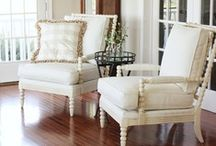Furniture / For more decorating ideas stop by: http://www.decorating-ideas-made-easy.com / by Jennifer Decorates