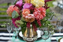 Living A Floral Lifestyle / Ideas to help you bring the joy of fresh flowers into all areas of your life / by Fly Me To The Moon Florists