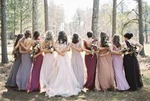 Bridesmaids / by Brittany Fox