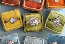 Engagement Rings / by Brittany Fox