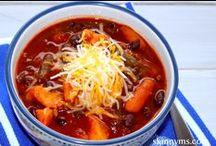 Soup/Appetizer Recipes!