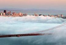 Cities:  San Francisco / by Evelyn's Pins