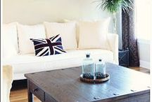 Modern Style / For more decorating ideas stop by: http://www.decorating-ideas-made-easy.com / by Jennifer Decorates