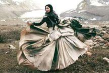 Fashion expression: Fall