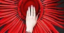Rosu aprins / Fiery Red / Tema lunii iulie 2012