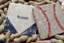 Bringing the Game Home (Literally!) / A board devoted to baseball themed furniture! These items could be the perfect touch on a Syracuse Chiefs themed basement or bedroom!