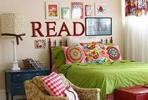 Teen Bedroom Decorating Ideas / For more decorating ideas stop by: http://www.decorating-ideas-made-easy.com / by Jennifer Decorates
